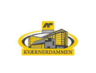 AF Gruppen logo design