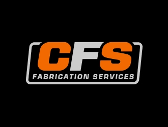CFS FABRICATION SERVICES logo design