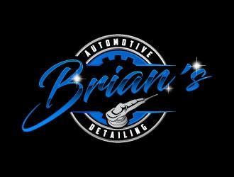 Brian's Automotive Detailing logo design