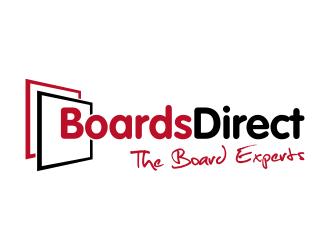 Boards Direct logo design