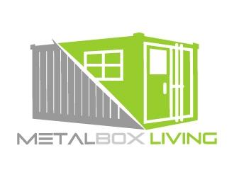 Life in a Box logo design