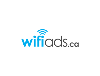 Wifi Ads.ca logo design