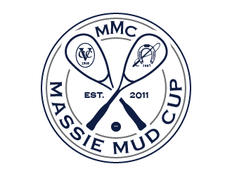 Massie Mud Cup logo design