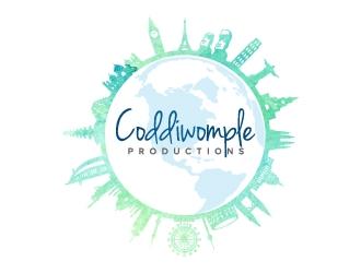 Coddiwomple Productions logo design