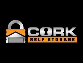 Cork Self Storage logo design