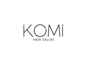 Komί logo design