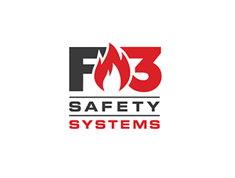 F3 Safety Systems logo design