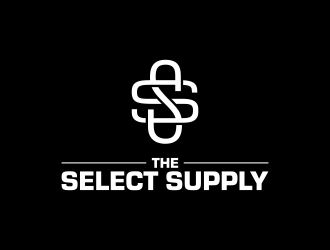 The Select Supply logo design