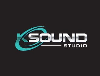 Ksound Studio logo design