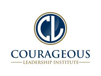Courageous Leadership Institute logo design