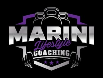 Marini Coaching logo design