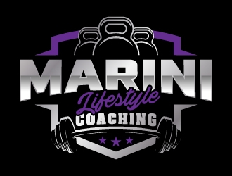 Marini Coaching logo design