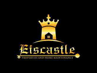 Eiscastle Properties and Home Maintenance logo design