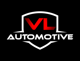 VL Automotive  logo design