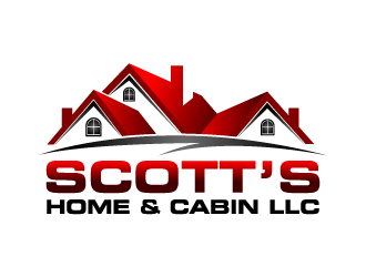 Scotts Home & Cabin, LLC logo design