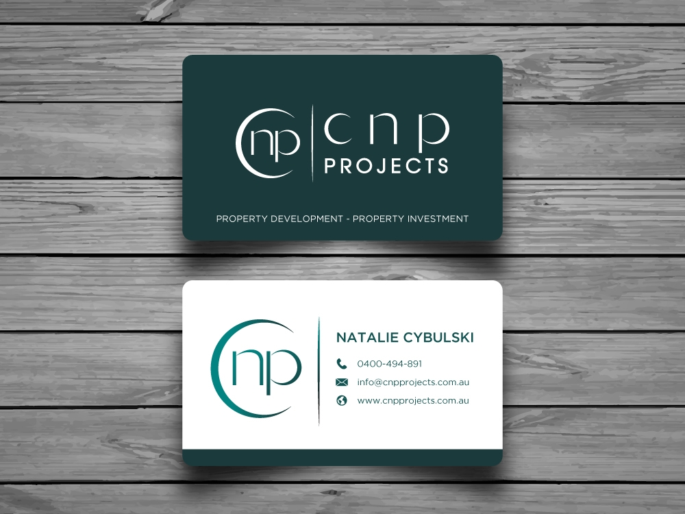 CNP Projects logo design