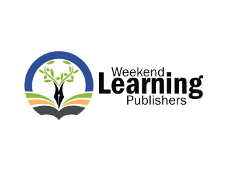 Weekend Learning Publishers logo design