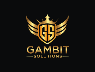 Gambit Solutions logo design