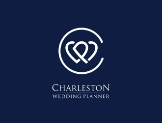 Charleston Wedding Planner logo design