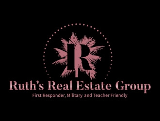 Ruths Realty Group  logo design