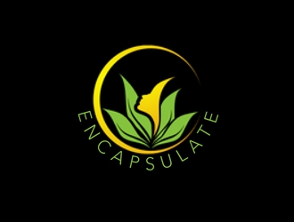 Encapsulate logo design