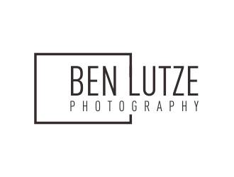 Ben Lutze Photography logo design