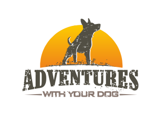 Adventures with Your Dog logo design