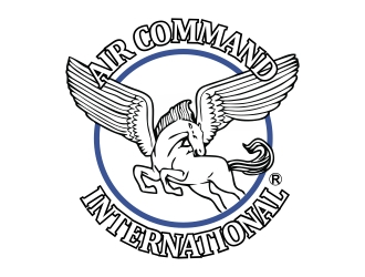 Air Command International logo design