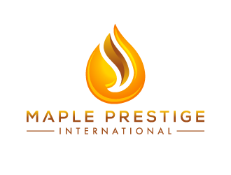 Maple Prestige International logo design