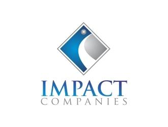 Impact Companies logo design