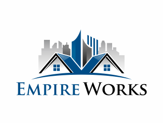 Empire Works logo design
