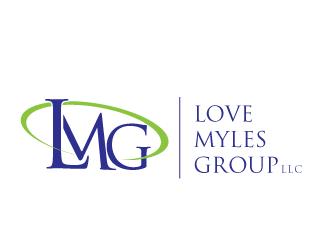 LOVE MYLES GROUP LLC logo design