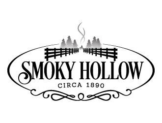 Smoky Hollow logo design