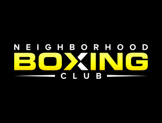 Neighborhood Boxing Club logo design