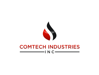 Comtech Industries, Inc logo design