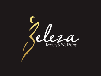 BELEZA  Beauty & Well Being  logo design