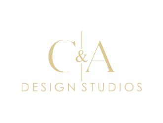 C & A DESIGN STUDIOS  logo design