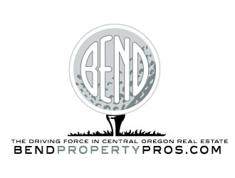 Bend Property Pros logo design