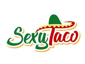 Sexy Taco logo design