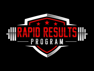Rapid Results Permanent Weight Loss logo design