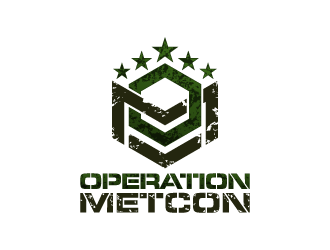 Operation Metcon logo design