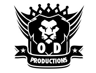 OD productions logo design