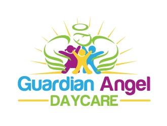 Guardian Angel Daycare logo design winner