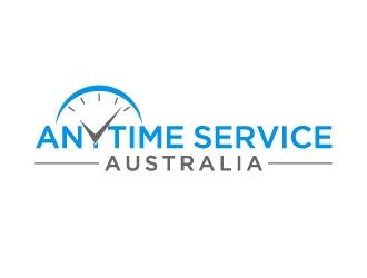 Anytime Service Australia logo design