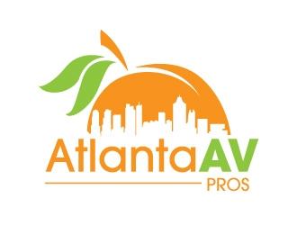 Atlanta AV Pros logo design