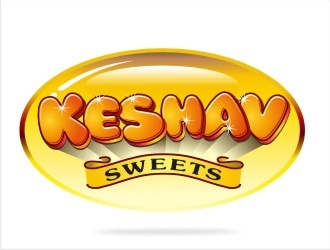 KESHAV SWEETS logo design