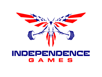 Independence Games logo design