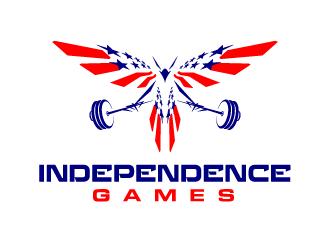 Independence Games logo design