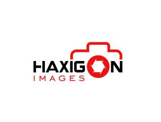 Haxigon Images logo design