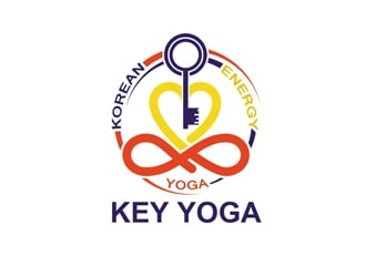 Korean Energy Yoga, Inc logo design